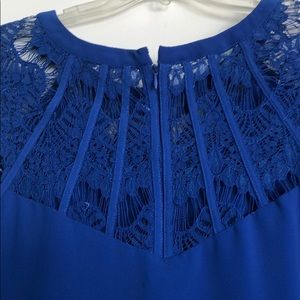 Brixon Ivy Tops - Blouse with lace detail